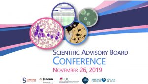 Scientific Advisory Board 2019 @ CAMPUS PIERRE & MARIE CURIE - BAR 44-45 / 1st FLOOR Access by Tower 44 • Room 108